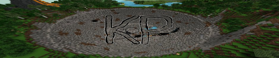 a Minecraft Guild Blog